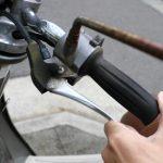 ビーノ(5AU)を直す⑪ ブレーキの引きしろの調整